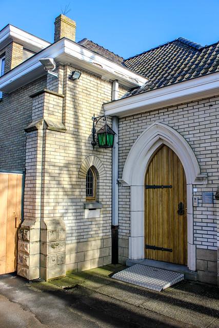 Abadía de San Sixto de Westvleteren en Bélgica