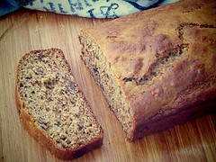 breakfast, baking, bread, rye bread, baked goods, ciabatta, banana bread, produce, food, brown bread, sliced bread, sourdough,