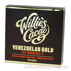 Willie's Cacao - Venezuelan Gold