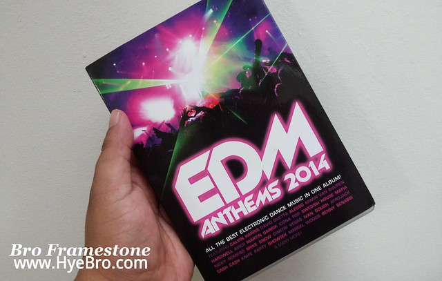 Warner Music - EDM Anthems 2014