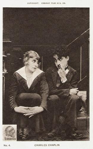 Charlie Chaplin, Edna Purviance