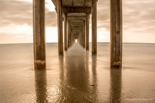 california longexposure seascape landscape sandiego lajolla socal scripps scrippspier