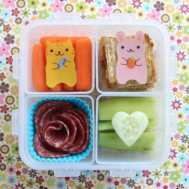 Simple Preschool Bento #644