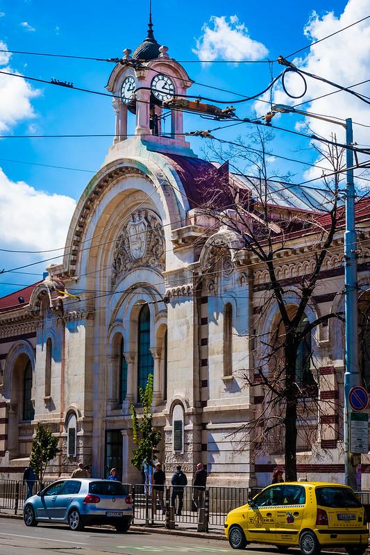 Central Market (Tsentralni Sofiyski Hali), Sofia, Bulgaria