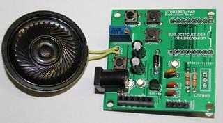 12- Solder speaker