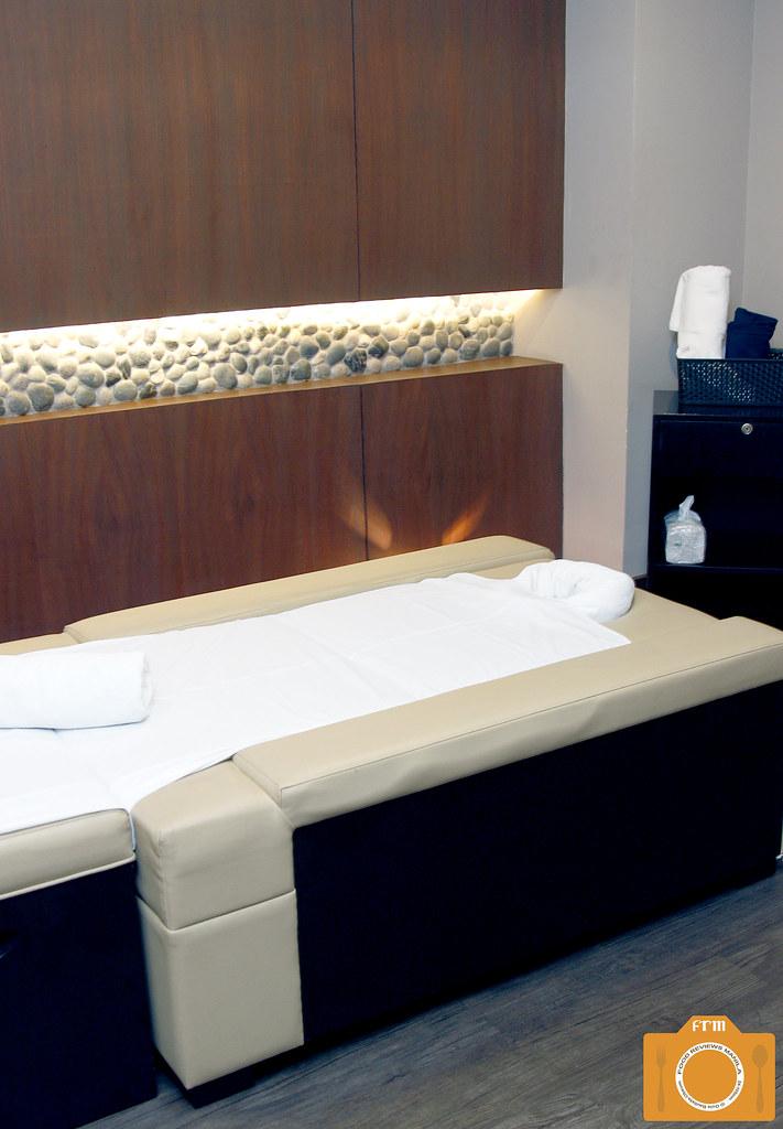 Azurea Spa single room