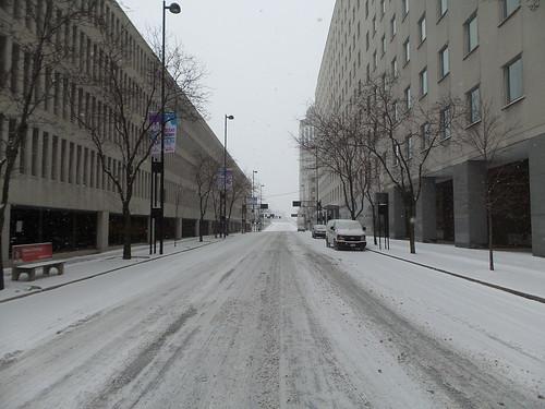 Snowy Cincinnati