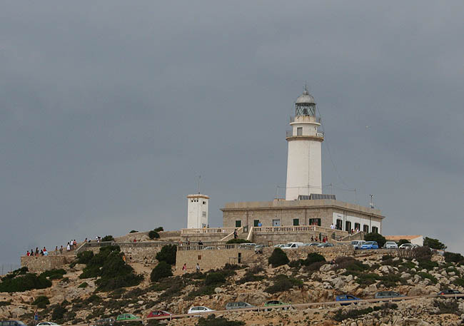 Faro de Formentor. © Paco Bellido, 2007
