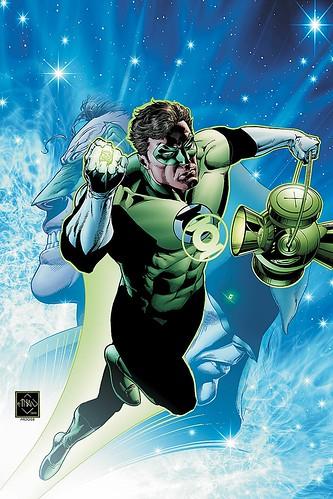 DC Hal Jordan