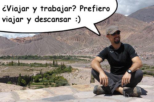 Ganando ingresos pasivos en la Quebrada de Humahuaca