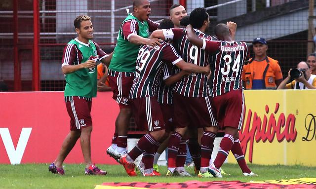 Nova Iguaçu x Fluminense -  04/02/2015