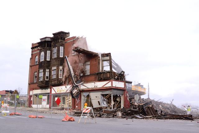 Sauter Demolition