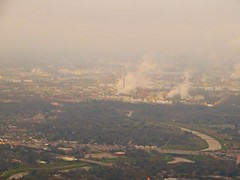 Petrochemical Refineries in Metro Houston, Texas