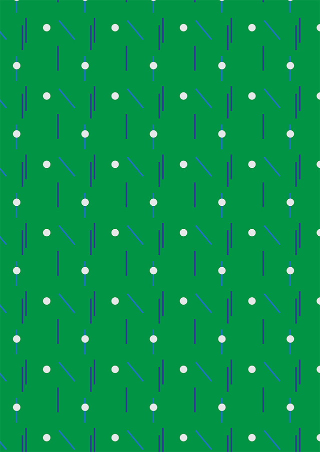 on course - pattern by laura redburn
