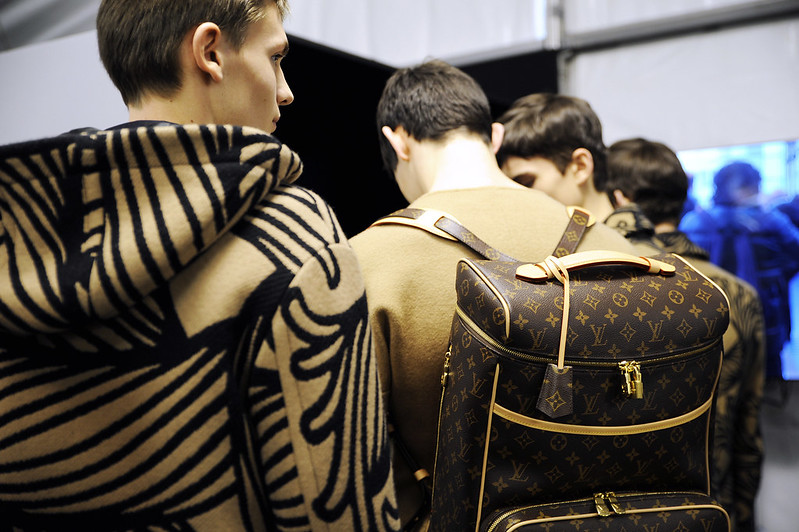 Louis Vuitton tribute to Christopher Nemeth