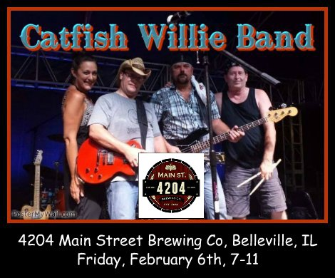 Catfish Willie Band 2-6-15