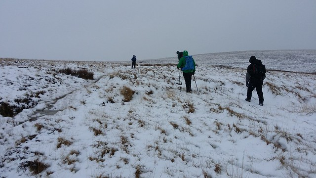 Approaching Black Dunghill