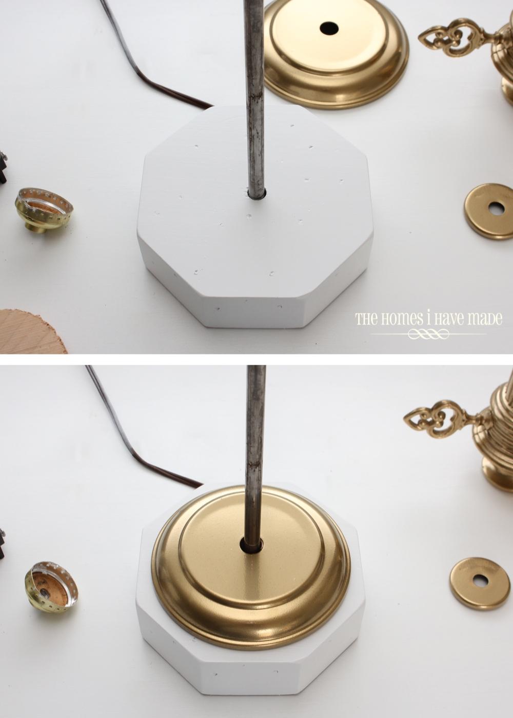 Vintage Lamp Makeover-009