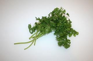05 - Zutat Kerbel / Ingredient chervil