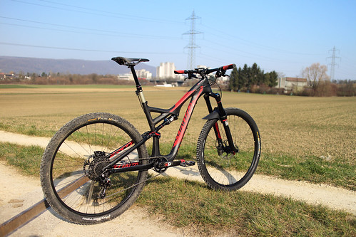 Specialized FSR Stumpjumper Comp Carbon 29 2015 Custom