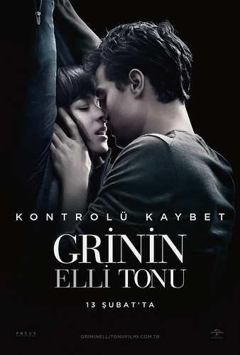 Grinin Elli Tonu - 50 Shades of Grey (2015)