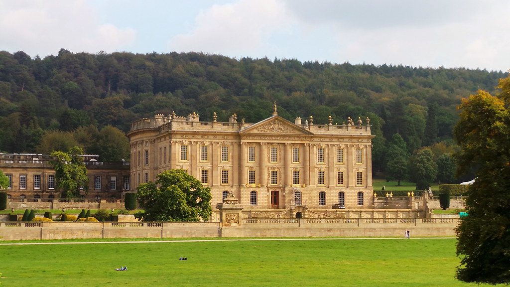 Chatsworth House - Sept 2014 - The Big House