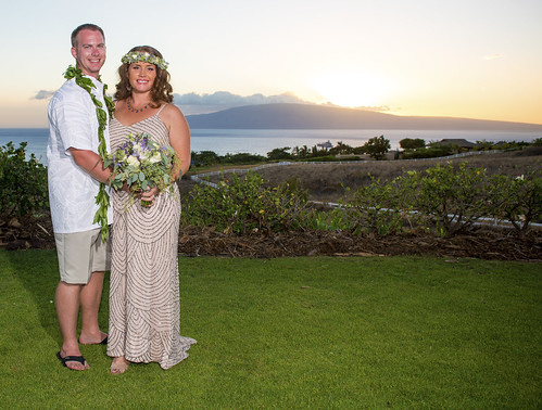 Maui Wedding at Launiupoko