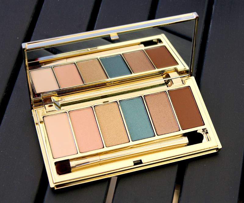Estée Lauder summer glow eyeshadow palette