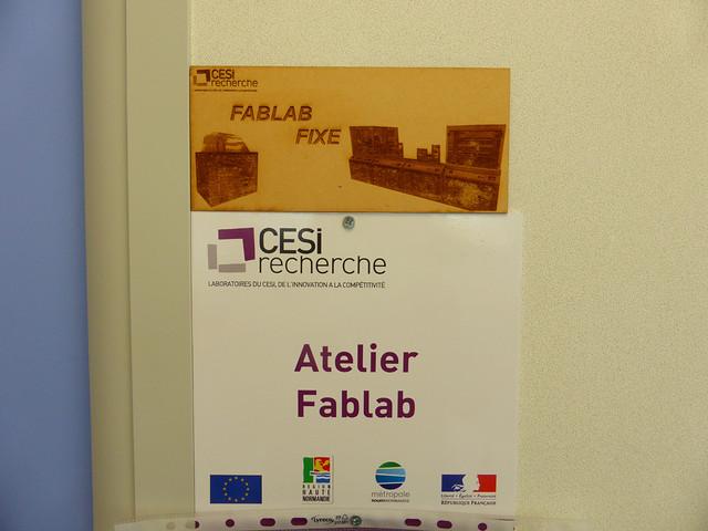 Make in Normandie : CESI Rouen