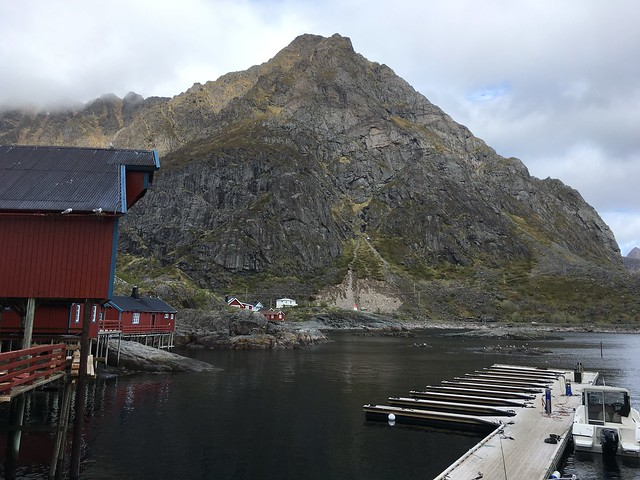 The little town of Å