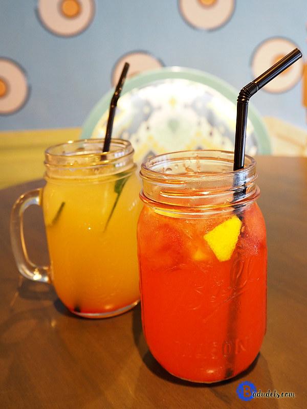 beverages B&P