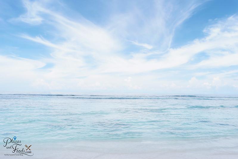 tachai island sea view