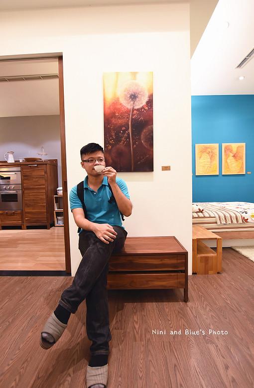 台中環中路家具沙發廚具系統櫃傢櫥周旻虹畫展19