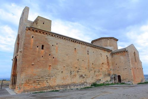Santa María de Chalamera, Huesca, España 4.