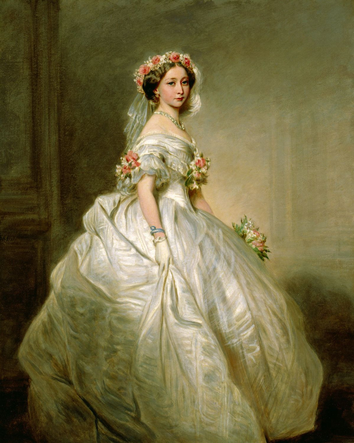 Princess Alice by Franz Xaver Winterhalter