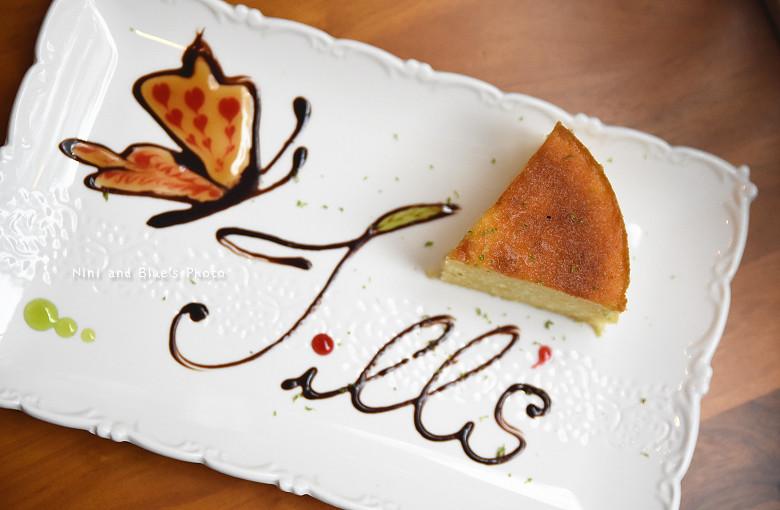中科商圈吉兒花園下午茶義大利麵甜點窯烤披薩聚餐謝師宴38