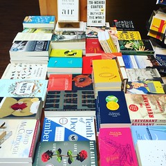 lovely book table