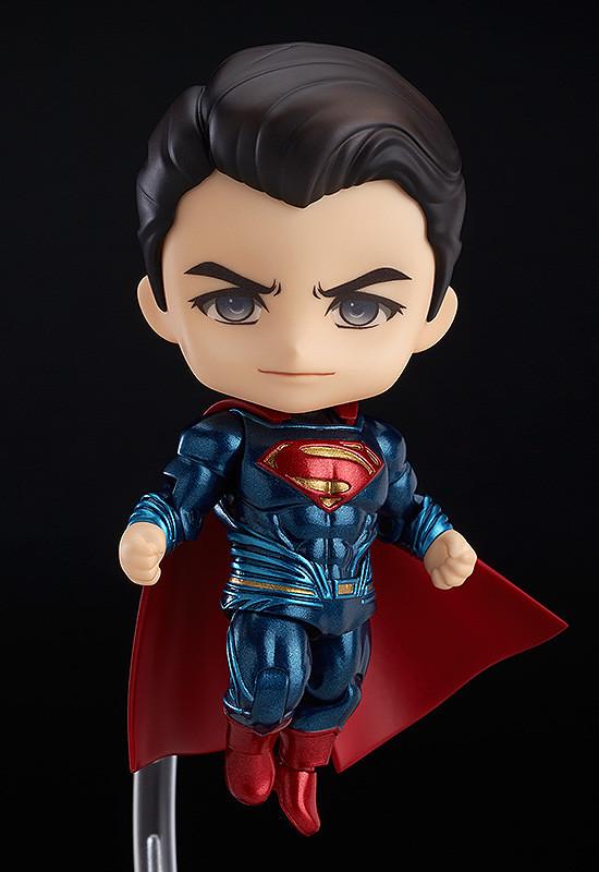 Q版的世紀對決!黏土人推出《蝙蝠俠對超人:正義曙光》超人 スーパーマン ジャスティス・エディション
