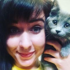 smile little kitty :heart_eyes_cat::heart_eyes_cat: @edmonton_humane_society @edmonton_humane_society_ehs - - #yeg #kitten #yegpets #yegcats #cats #cat #catsofinstagram #kittensofinstagram #selfie #kitty #meow #precious #edmonton #humanesociety