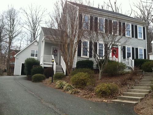 Virginia house!