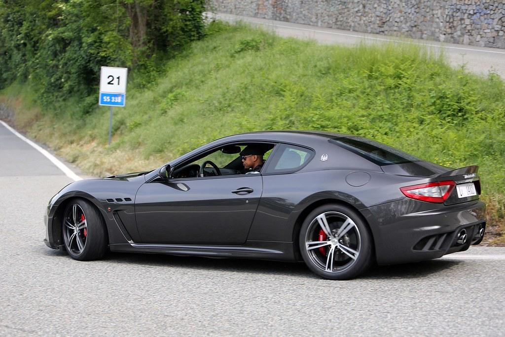 2014 Maserati GranTurismo MC Stradale