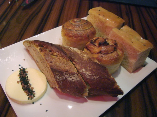 Bread Plate at Gordon Ramsay Steak (Las Vegas)