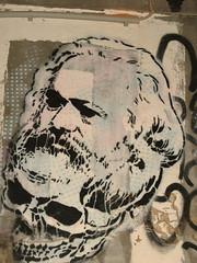 karl marx stencil