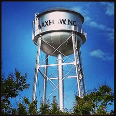 water tower, landmark,