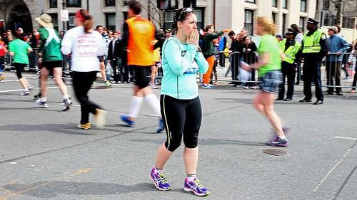 Corredores Maraton Boston 2013