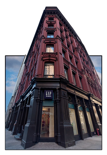 A building on Broadway