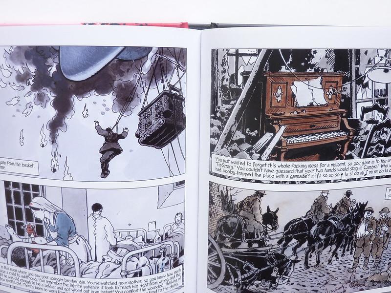 Goddamn This War! by Jacques Tardi & Jean-Pierre Verney - detail