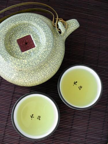Sencha, Japanse groene thee