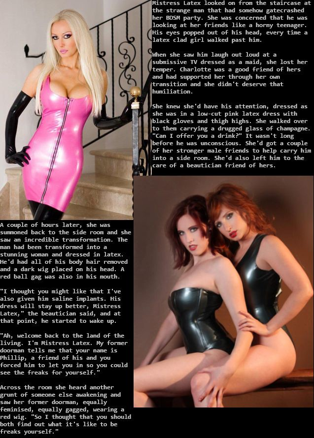 In gallery sissy captions picture