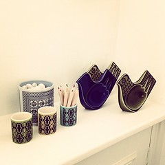 #Hornsea Pottery collection